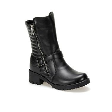 Kinetix Çizme Siyah